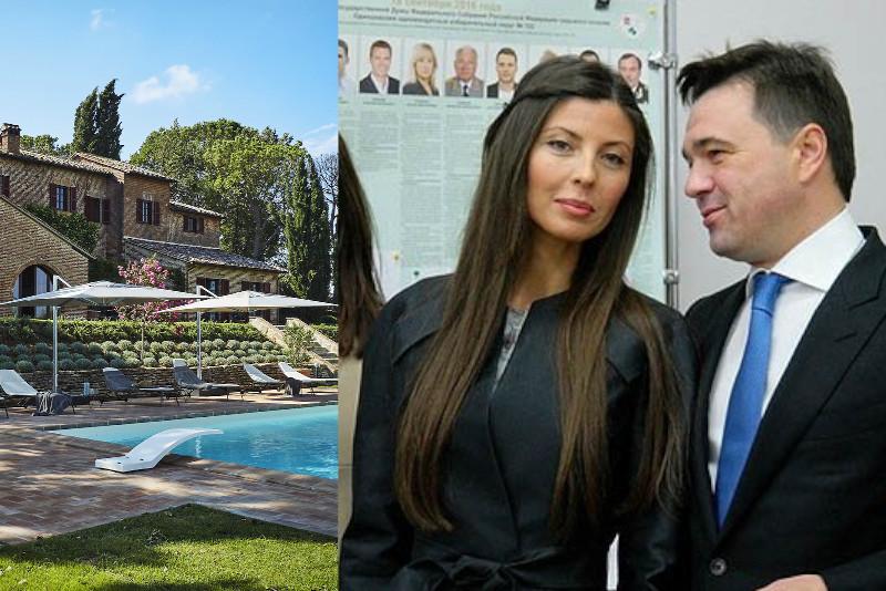 Губернатор и недвижимость за рубежом купить дом в санторини